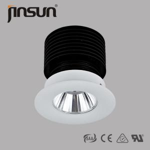 China Energy Saving Fixed AC100-240V 10W Citizen Chip LED COB Downlight With TUV&SAA Certificate on sale