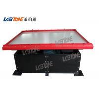 China Rotary or Circular Synchronous Motion Transportation Simulators lab vibrating table on sale