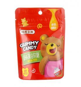 China Peach Flavor Gelatin Gummy Bears DHA Gummies For Adults 12 Months Shelf Life on sale
