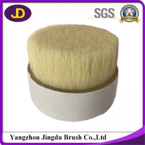 China High quality natural pure pig bristle for paint&art brush with good price on sale