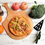 high quality customized style pizza wooden plate pizza boards for hot selling