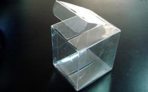 China 0.3mm Cosmetic Clear Folding Cartons-Manufacturer in China Yiyou on sale