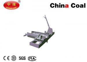 China Retardador de la operación manual del tapón los 24kg/m del coche de mina del equipo ferroviario on sale