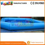 China Circle / Square Large Adult Inflatable Swimming Pool Commercial Inflatable Water Pool wholesale