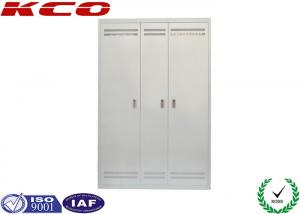 China Large Capacity 19 Inch Fiber Optic Distribution Box Frame 1440 Cores on sale