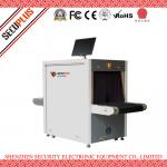 Windows 7 System X Ray Scanning Machine 35mm Steel Penetration With Tunnel