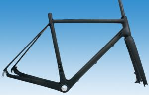 Quality Disc-brake Carbon Road Bike Frames with BSA or BB30 Bottom Bracket HT-R166 for sale