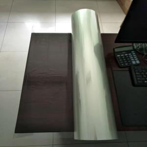 China Clear Biodegradable Plastic Film / PLA Heat Shrink Film For Environmental Protection on sale