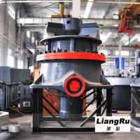 Building Hydraulic Crushing Machine , Rock Crusher Machine Capacity 2130t / H
