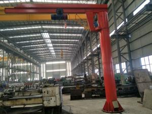 China China Made Widely Trusted At Abroad 5Ton Steel Rails Fly Jib Crane With Design Drawings on sale