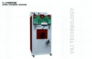 1500prs / 8hrs Semi-automatic Shoe Upper Steaming Machine