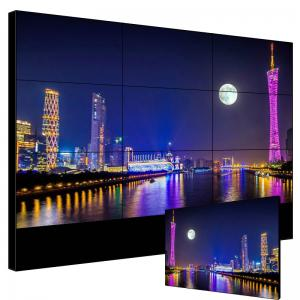 China 220W Indoor Seamless LCD Video Wall With High Definition 55 inch on sale