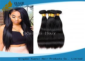 China Full Cuticle Remy Ladys Hair Extensions Loose Deep Wave Weave Virgin Hair on sale