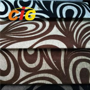 China 100% Polyester Colorful Sofa Upholstery Chenille Fabric Fashion Design With much Designs on sale