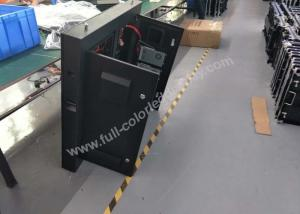 China Multi Color Outdoor Led Panel Display Advertising , Rental Led Screen Long Life Time on sale