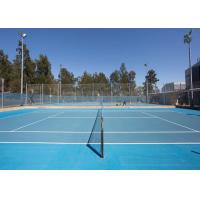 China Basketball Sport Court Surface UV - Resistant With Strong Adhesives on sale