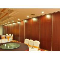 China Sonido móvil plegable que reduce los paneles 65m m para teatro de variedades/teatro on sale
