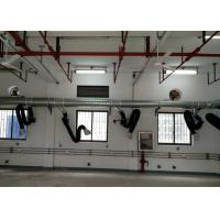 Fixing Bracket Fume Extraction Arms For Fans / Central Extraction Systems