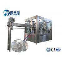Fully Automatic Small Bottle Carbonated Drink Filling Machine With Best Quality