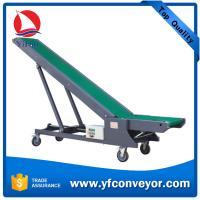 Truck Loading Rubber Mobile Belt ConveyorFor Sale