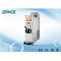 Twin Twist Flavor Frozen Yogurt Machine With Italy Compressor 12 Liters Capacity