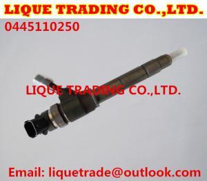 China Original Common rail injector 0445110250 , 0 445 110 250 , WLAA-13-H50 , WLAA13H50 , WLAA 13 H50 , CAR MAZDA BT-50 2.5 on sale