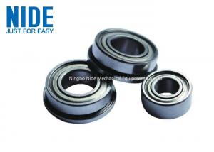 China CE Passed Electric Motor Spare Parts Deep Groove Ball Bearing 6200 - 6206 on sale