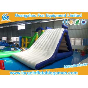 China Fun Sunmmer Jumping Inflatable Water Park Backyard Water Slides For Adults on sale
