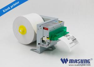 China High speed good quality 3 Inch Thermal Printer 80 mm with Paper Presenter on sale