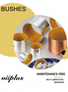 China Pneumatic Element Bushings Pump Bushing Principle Of Cylinder Guide Sleeve on sale
