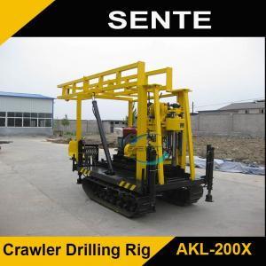 China High quality AKL-200Y water well drilling machine for sale on sale