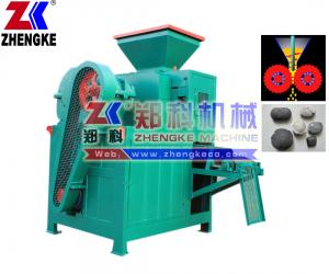 China High capacity up to 30tph iron ore powder briquette machine on sale