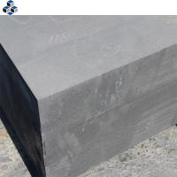 0.8mm Medium Grain Vibrated Extruded Graphite Block with High Density