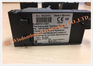 China DeltaV Power Supply Redundant Module KJ4001X1-CG1 12P1812X042 Terminal Block on sale