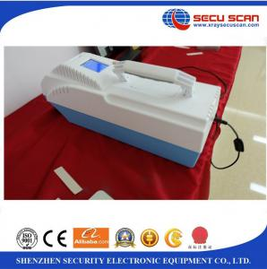 China High Sensitivity Portable Explosives Detector With Sound / Light Alarm on sale