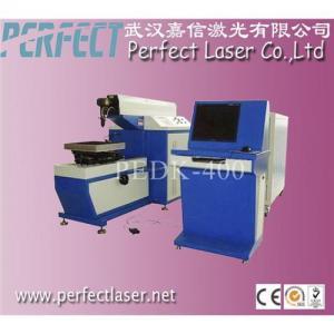 China Laser Metal Cutting Machine (Small Working Area) PEDK-M400/500 on sale