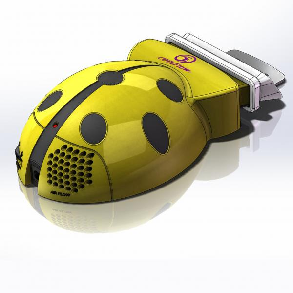 portable dc fan laptop cooler pad with dual ball bearing usb rh laptopcoolingpads sell everychina com