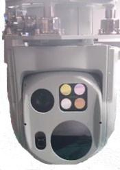 China Multi-Spectral Multi-Sensor High Stabilized Air-borne Gimbals on sale