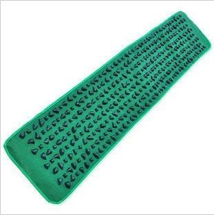 Healthy Acupoint Stimulated Foot Massage Mat Pebble Stone
