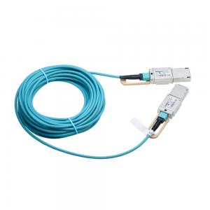 China AVAGO AFBR-86EDxxZ CXP2 Active Optical Cable 12 Channel 850nm 25.78125Gb/s Pluggable, Multi-Mode Fiber on sale