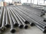 UHMWPE Sand and Sediments Discharging Pipes