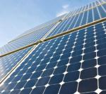 Aluminum profile solar panel extrusion