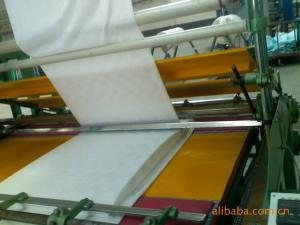 China Stable Performance Cloth Plaiting Machine With Folding / Rolling Function on sale