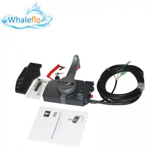 Whaleflo Side mount 703 remote control box with 10 pin wire ... on