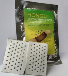 China Winter Protective Warm Foot Pain Patch 170mm Length With CE Certificate on sale