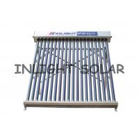 China 20 Tubes Evacuated Tube Collector Solar Water Heater on sale
