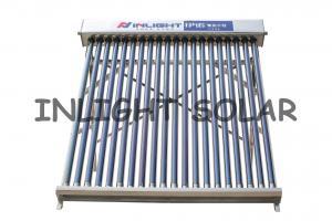 China 20 tubos evacuaron el calentador de agua solar del colector del tubo on sale