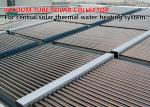 Household Solar Water Heater Evacuated Tube Collector 25-50 T / 58X1800