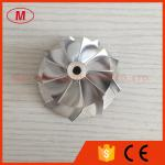 GT15-25 billette/aluminium de turbo de haute performance de la lame 782847-01B 9+0 de l'inverse 44.50/60.40mm
