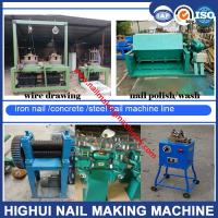 Automatic Nail Making Machine to Make Nails/Wire Steel Iron Nail Machine made in china ,xing tai